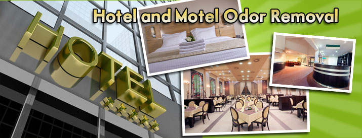 Hotel and Motel Odors
